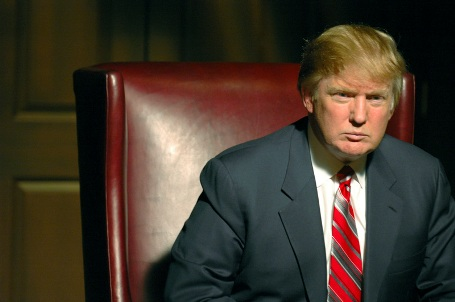Exclusive Interview: Donald Trump On CELEBRITY APPRENTICE 2012 ...
