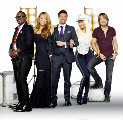 American Idol Judges 2013