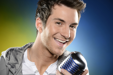AMERICAN IDOL: Paul Jolley. CR: Michael Becker / FOX. Copyright:FOX.