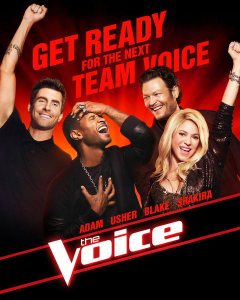 S07E16 The Voice US – The Live Playoffs