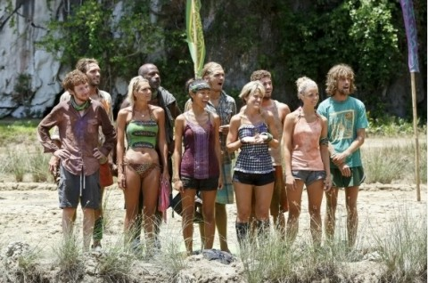Survivor Caramoan 2013 - Final 10