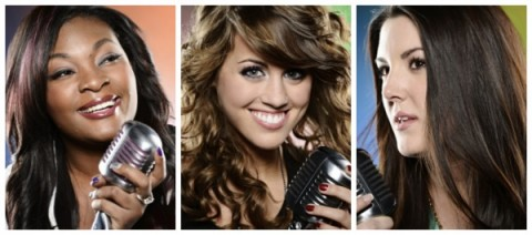 American Idol 2013 Spoilers - Top 3 Girls