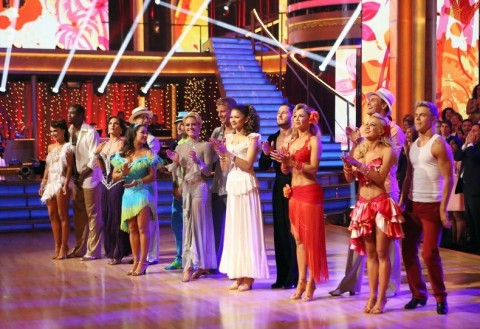Dancing with the Stars 2013 - Week 8 Performances
