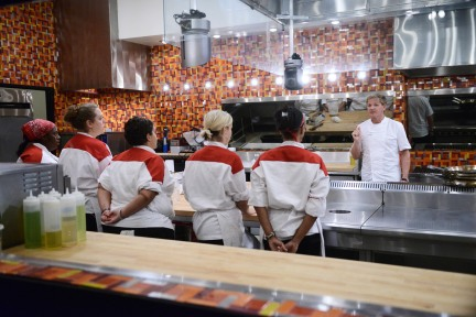 Who Went Home On Hell's Kitchen 2013 Last Night? Episode 13