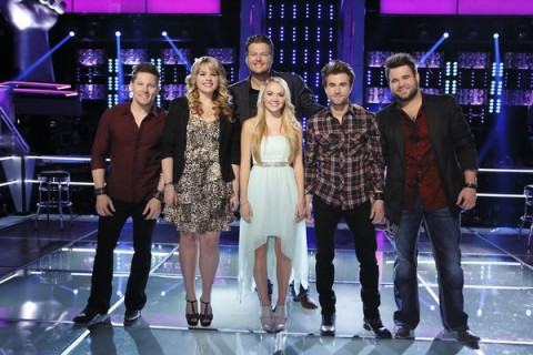 The Voice USA Season 4 - Team Blake
