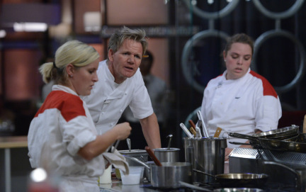 Hell's Kitchen 2013 - Episode 16