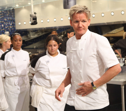 Hell's Kitchen 2013 - Episode 18 Preview