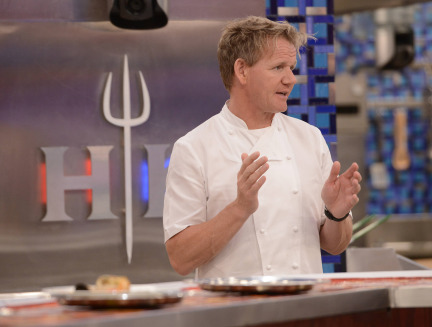 Hell's Kitchen 2013 Spoilers - Gordon Ramsay