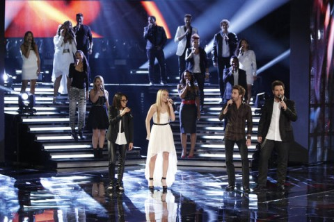 The Voice USA Season 4 Spoilers: Top 16 Perform 'Home' (VIDEO)