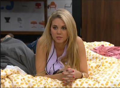 Big Brother 2013 Spoilers - Aaryn Gries