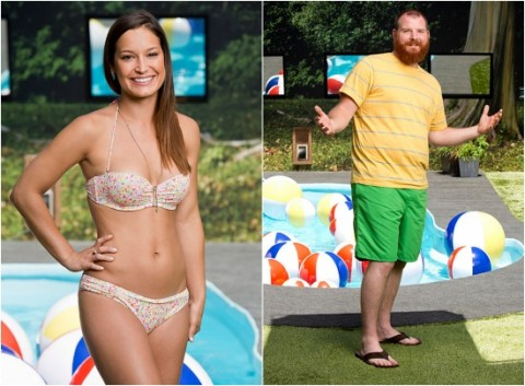 Big Brother 2013 - Week 7 Nominees