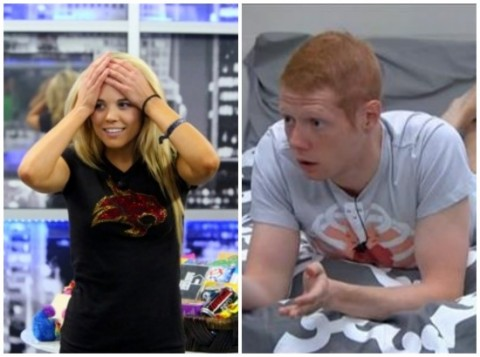 Big Brother 2013 - Week 9 Eviction