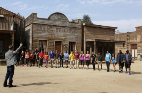 Amazing Race Season 23 - Premiere