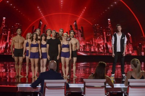 moved on to the finale on America's Got Talent 2013 last night
