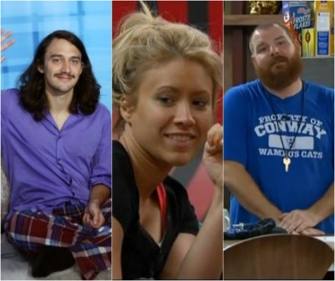 Big Brother 15 Spoilers - Final 4 Eviction