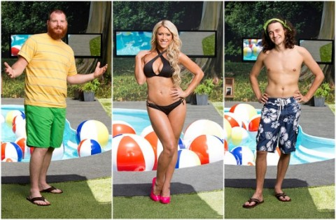 Big Brother 2013 - Final 4 Eviction