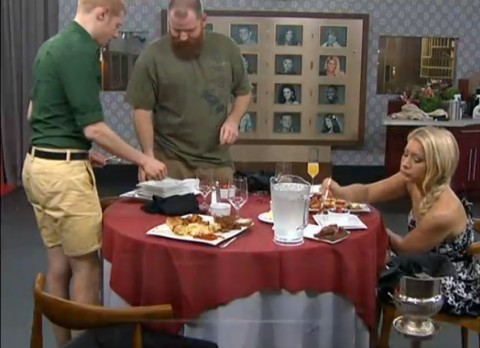 Big Brother 2013 Spoilers - Final 3 Brunch