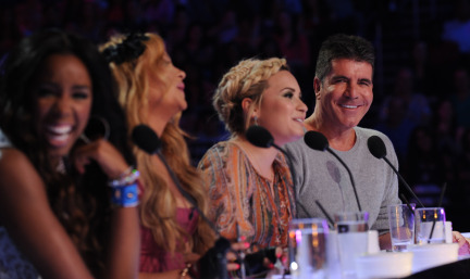 The X Factor USA 2013 - Auditions Night 3