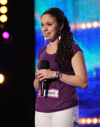 The X Factor USA 2013 Spoilers - Simone Torres