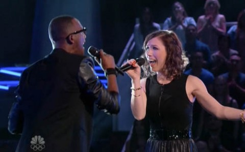 The Voice USA 2013 Spoilers - Kat Robichaud vs R Anthony
