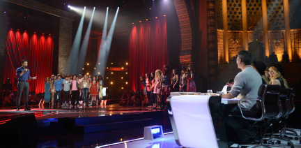 The X Factor 2013 Season 3 Spoilers - Four Chair Challenge