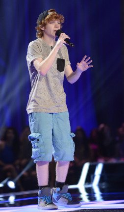 The X Factor USA 2013 Spoilers - Chase Goehring