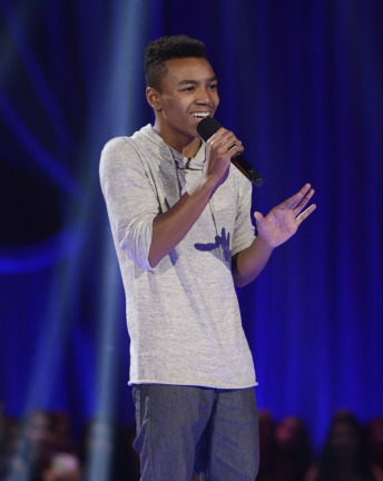 The X Factor USA 2013 Spoilers - Josh Levi