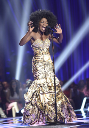 The X Factor USA Season 3 Spoilers - Lillie McCloud
