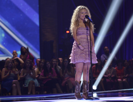 The X Factor USA Season 3 Spoilers - Rion Paige