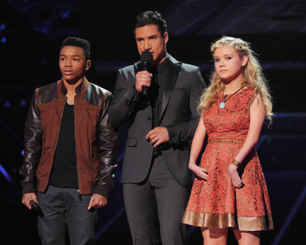 The X Factor USA 2013 Spoilers - Top 8 Results