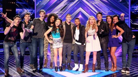 The X Factor USA 2013 Spoilers - Top 8