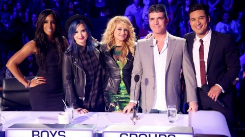 The X Factor USA 2013 Spoilers  X Factor Judges 2013 Demi Lovato
