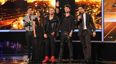 The X Factor USA 2013 - Top 3