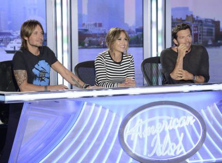 American Idol 2014 Spoilers - Judges Panel