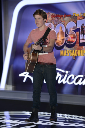 American Idol Auditions 2014 Spoilers: Sam Woolf Audition (VIDEO