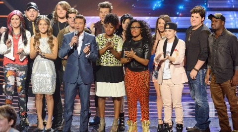 American Idol 2014 Results Spoilers - Top 13