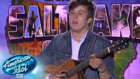 American Idol Hollywood Week 2014 Spoilers - Alex Preston
