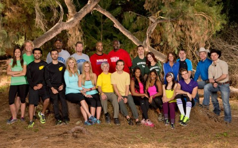 The Amazing Race 2014 Spoilers: Meet The Season 24 All Stars (PHOTOS)