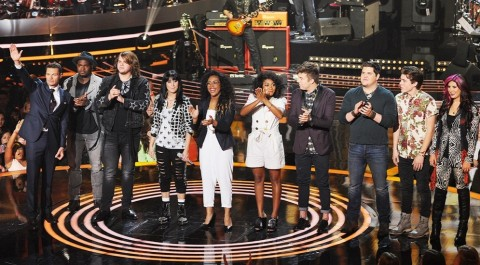 American Idol 2014 Spoilers - Top 9 Results