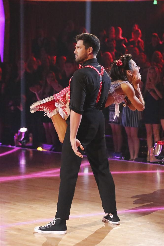 dating dancing with the stars 2014 Maksim chmerkovskiy and meryl davis are trying to pretend as though they're not dating,  meet meryl davis dancing with the stars 2014 season 18 cast member .