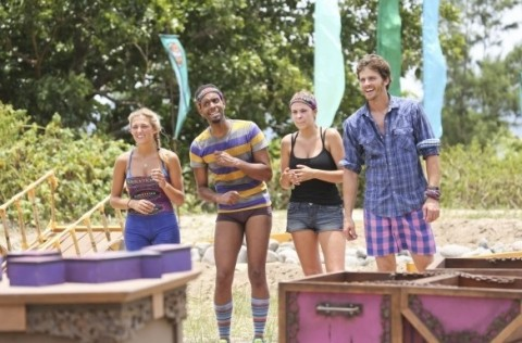 Survivor 2014 Spoilers - Preview Week 2 Sneak Peek