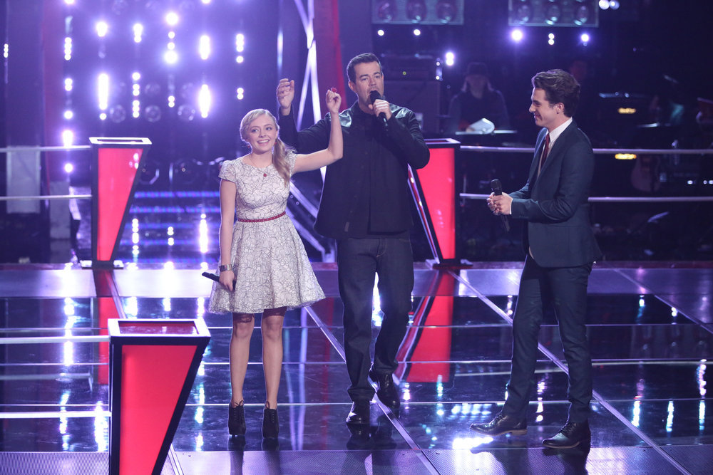madilyn paige dating tanner james 'the voice': are contestants madilyn paige & tanner james dating 'the voice' battle rounds — is madilyn paige dating competitor tanner james.