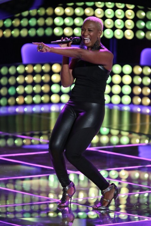 think Sisaundra Lewis will be the winner of The Voice USA Season 6