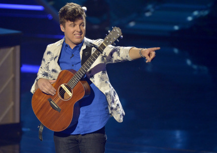 American Idol 2014 Spoilers - Top 7 - Alex Preston