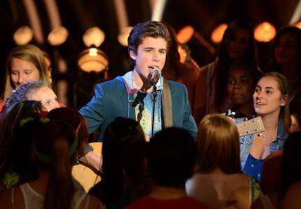 American Idol 2014 Spoilers - Top 7 - Sam Woolf