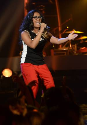 American Idol 2014 Spoilers - Top 8 Performances - Malaya Watson