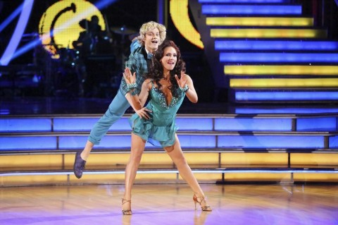 CHARLIE WHITE, SHARNA BURGESS