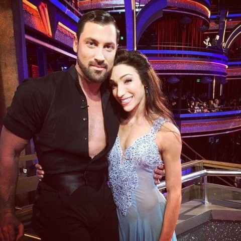 Dancing with the Stars 2014 Spoilers - Week 5 - Meryl Davis and Maks Chmerkovskiy