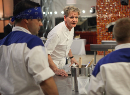 Hell's KItchen 2014 Spoilers - Week 6 Preview 6