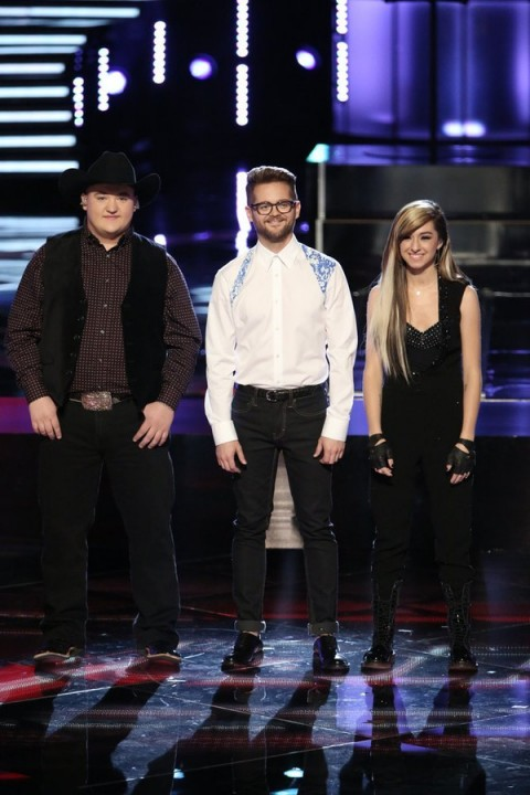 The Voice Winners Tonight